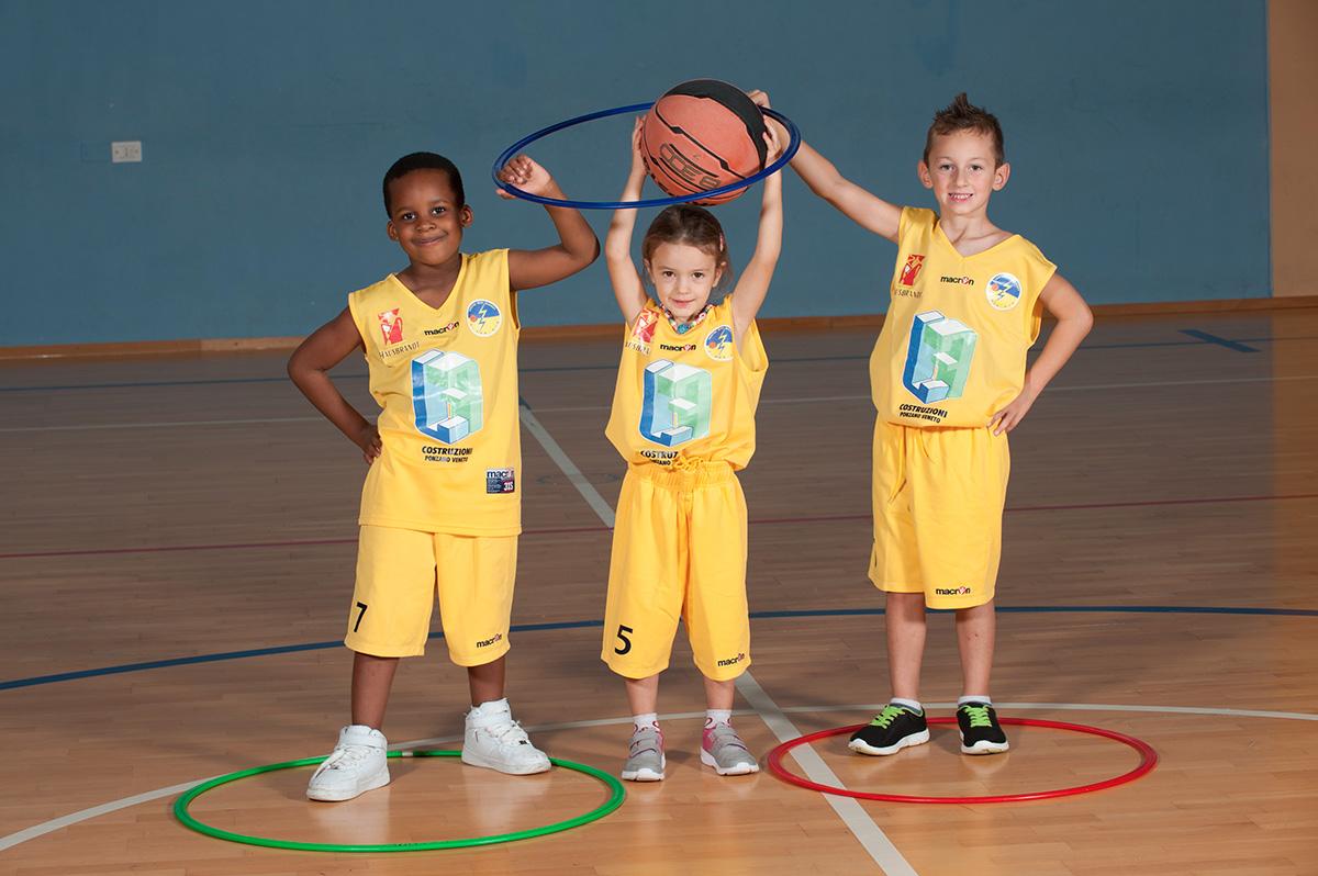 Foto Ottica Ochsbi Bambini e basket