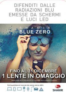 lenti shamir Blue zero